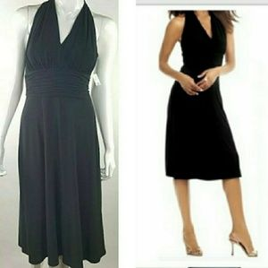 EVAN-PICONE v-neck evening dress.  Size 6
